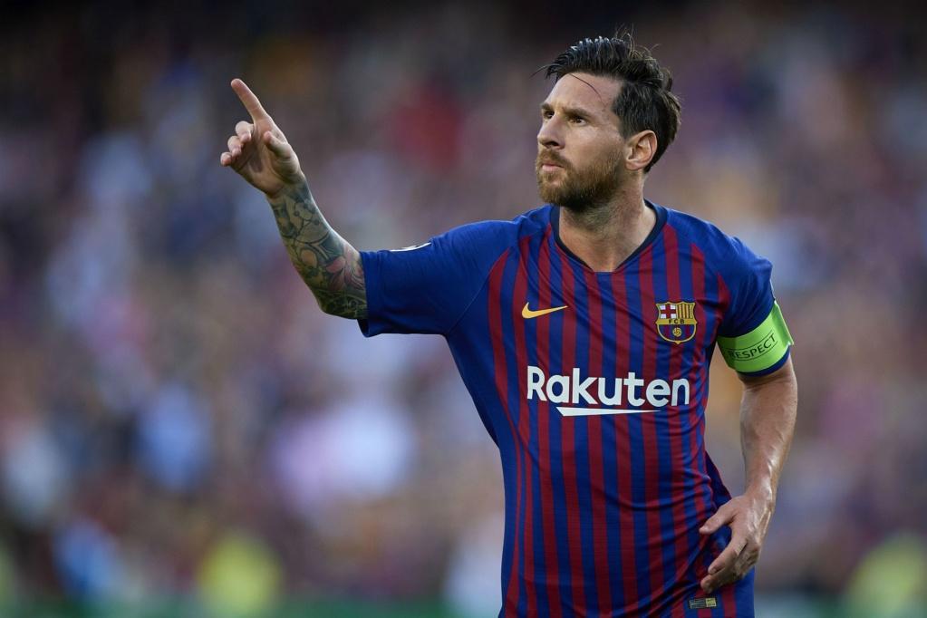 A década de Messi: 522 gols em 521 jogos Seis-v10