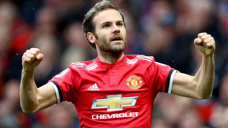 Barcelona encaminha acordo com Juan Mata, do Manchester United Skyspo10
