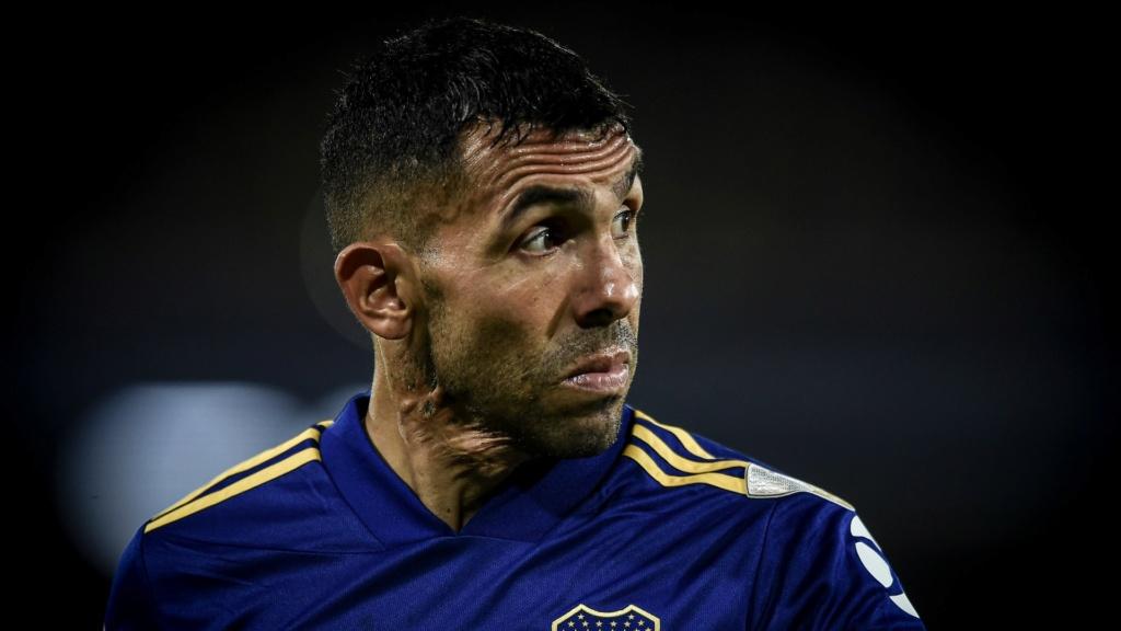 Tevez fala em jogar seis meses no Corinthians: 'não descarto nada' Tevez-10