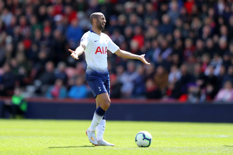 Tottenham empaca na 'hora H' e perde chance de já garantir vaga na Champions League Thfc-410