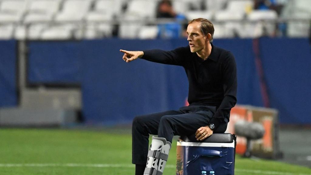 Quem será o novo técnico do PSG? Tuchel10
