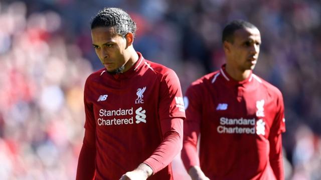 Alegria do Liverpool dura só 20min. Agora é sonhar com a Champions Virgil12