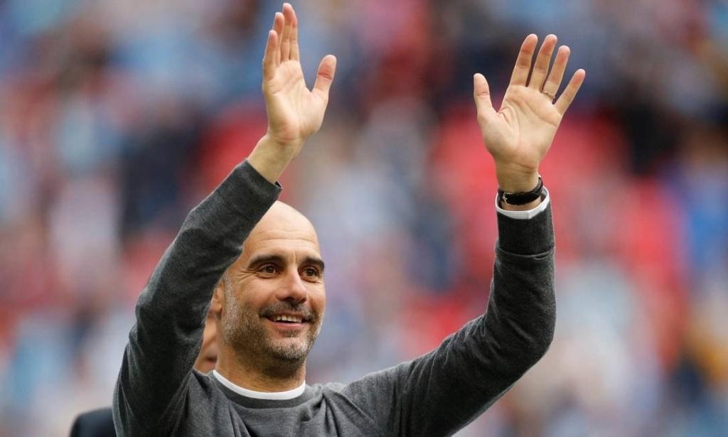 """""""É fake news, Guardiola não quer deixar o City"""", diz diretor do clube inglês X8273410"""