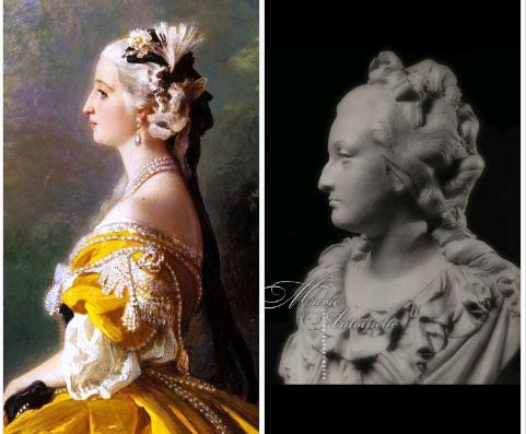 Marie-Antoinette par Albert-Ernest Carrier de Belleuse 20190514