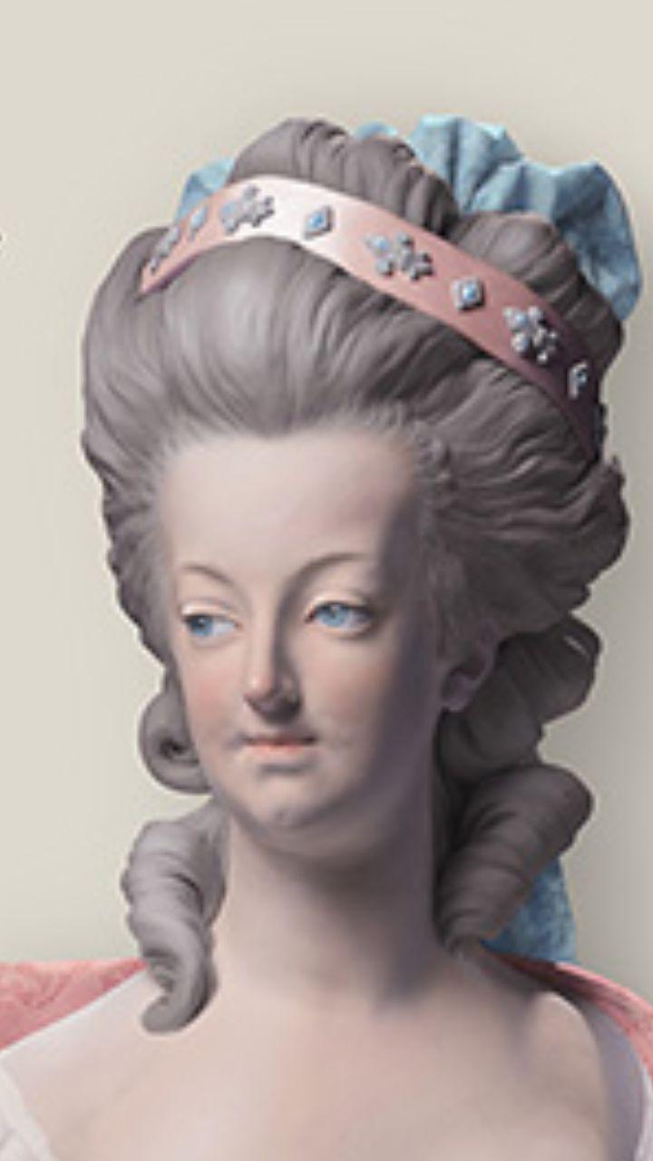Marie-Antoinette au musée Grévin de Montréal Img_2011