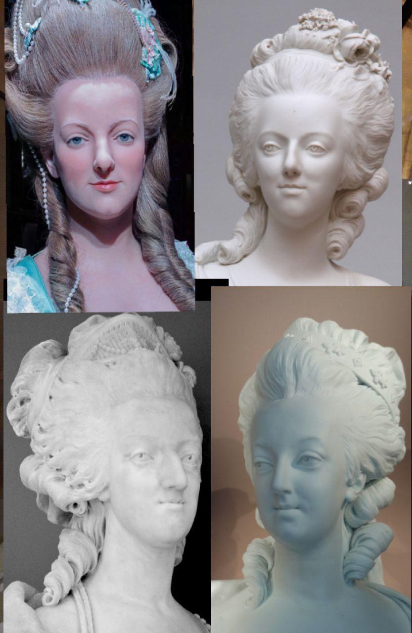 Marie-Antoinette au musée Grévin de Montréal Img_2012