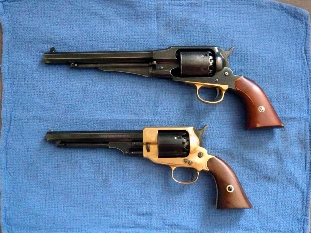 Remington 1858 Pedersoli / Hege Uberti 1858__11