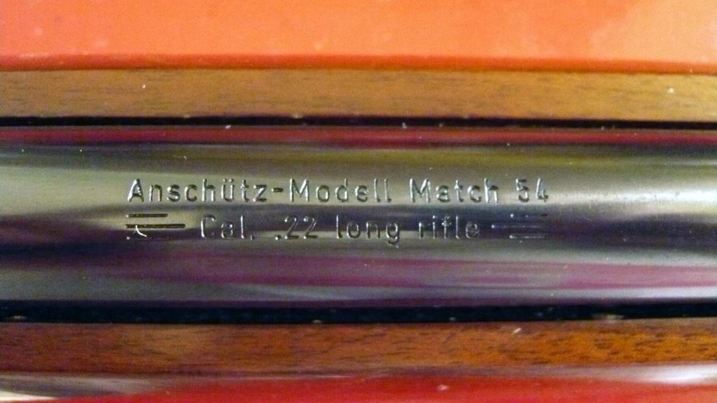 Anschutz 1411 match 54 1978 510