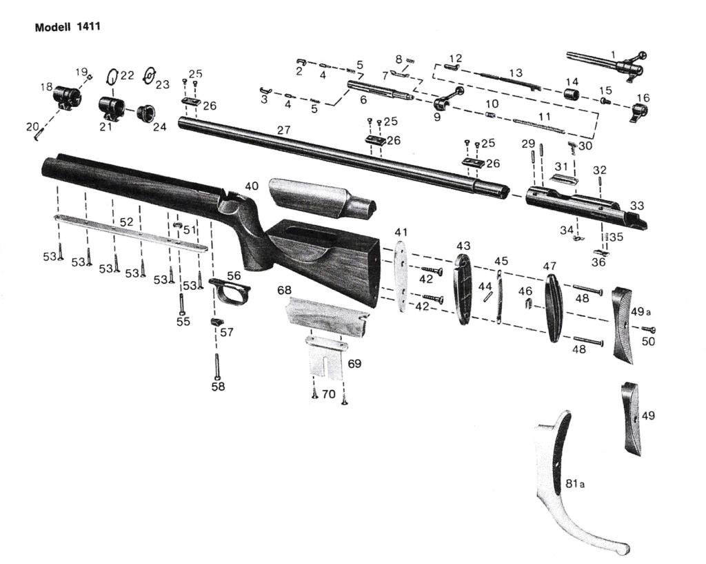 Plaque de couche Anschutz 1411 1975/1992 Anschu11