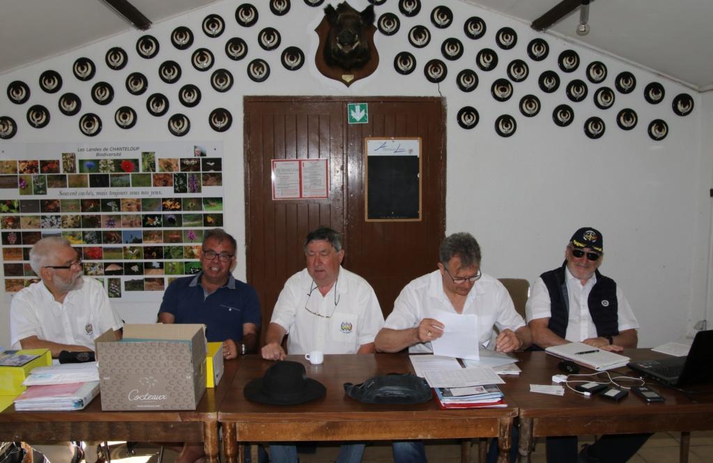 L'Assemblée Générale de Saumur-22-23 juin 2019 - Le Bureau 1-le_b10