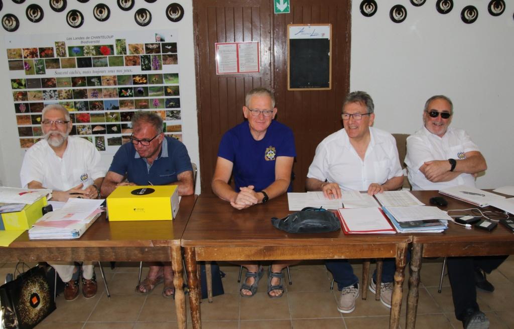 L'Assemblée Générale de Saumur-22-23 juin 2019 - Le Bureau 2-le_b10
