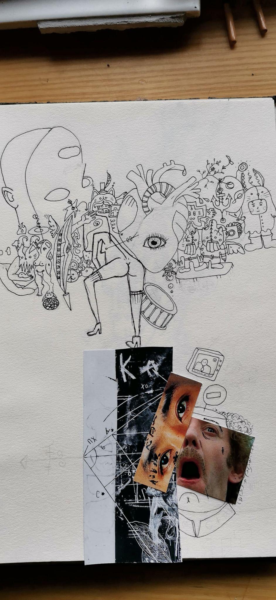 Un dessin par jour, qui veut jouer? - Page 19 Experi10