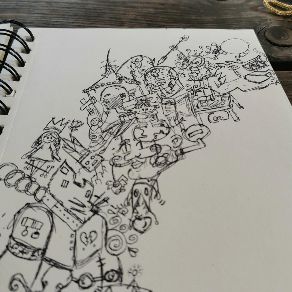 Un dessin par jour, qui veut jouer? - Page 18 Img_2026