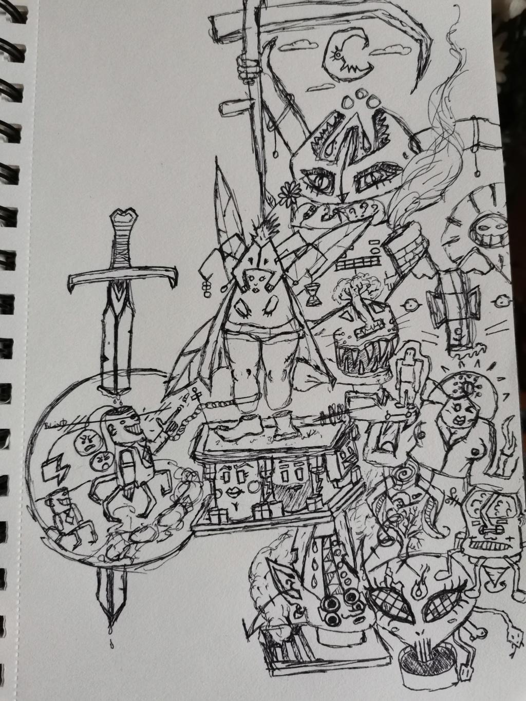 Un dessin par jour, qui veut jouer? - Page 19 Img_2029