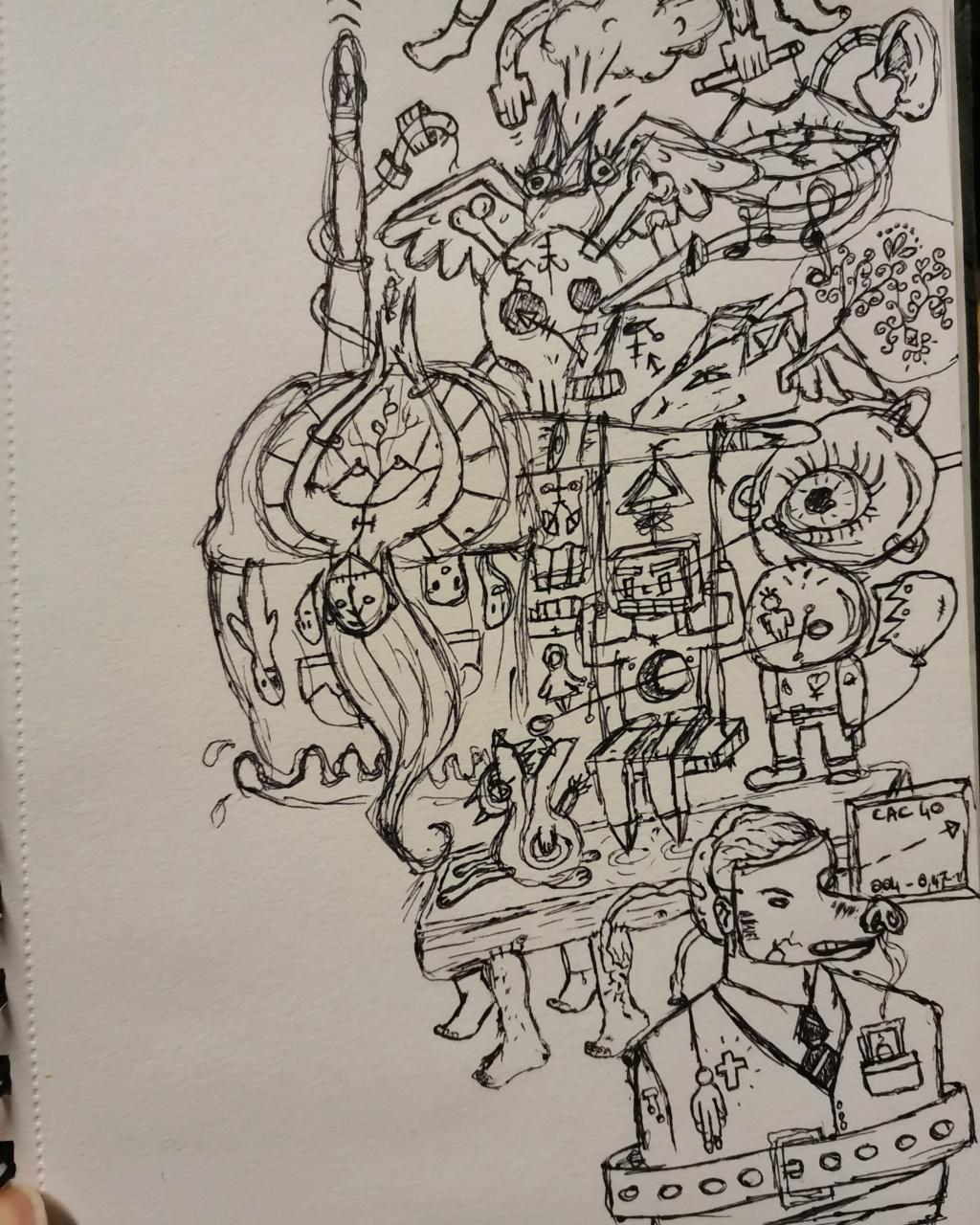 Un dessin par jour, qui veut jouer? - Page 19 Img_2032