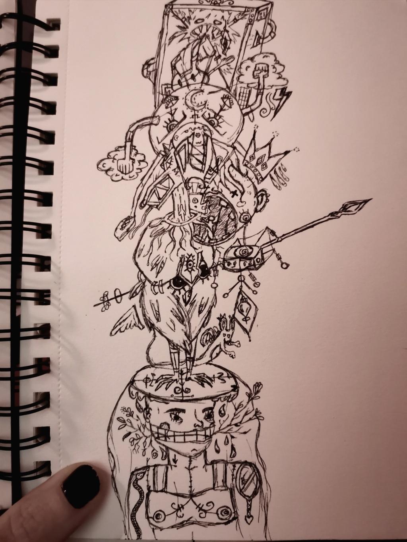 Un dessin par jour, qui veut jouer? - Page 19 Img_2038