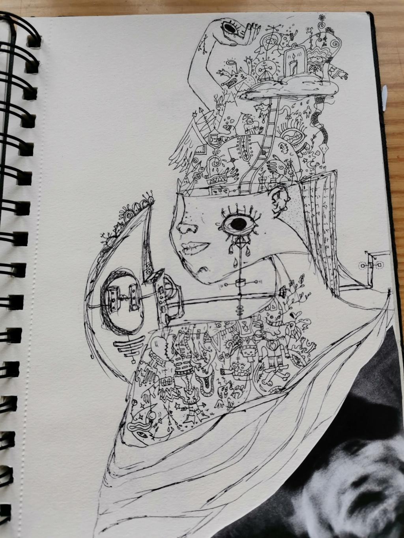 Un dessin par jour, qui veut jouer? - Page 19 Img_2044