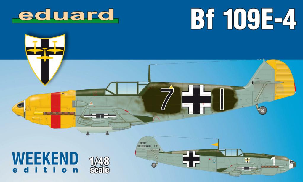 Bf 109 E-4 Eduard 1/48 84153_11