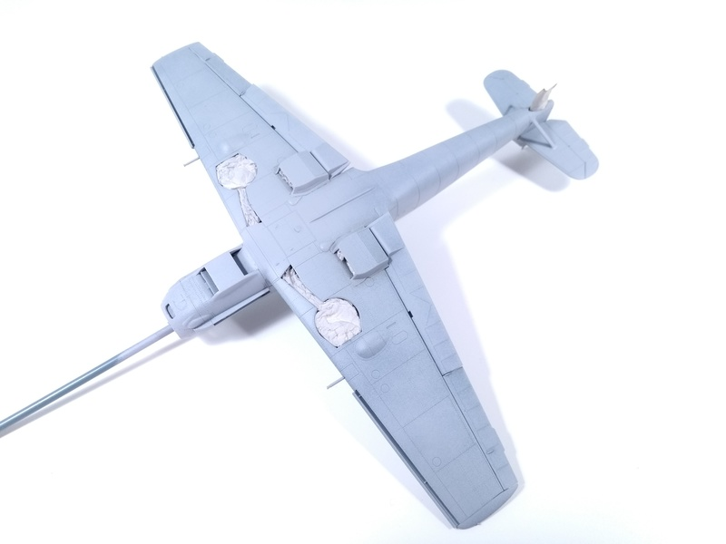 Bf 109 E-4 Eduard 1/48 Img_2514
