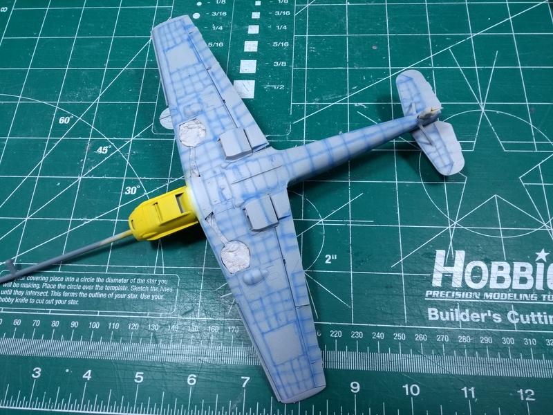 Bf 109 E-4 Eduard 1/48 Img_2517