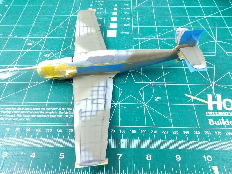 Bf 109 E-4 Eduard 1/48 Img_2521