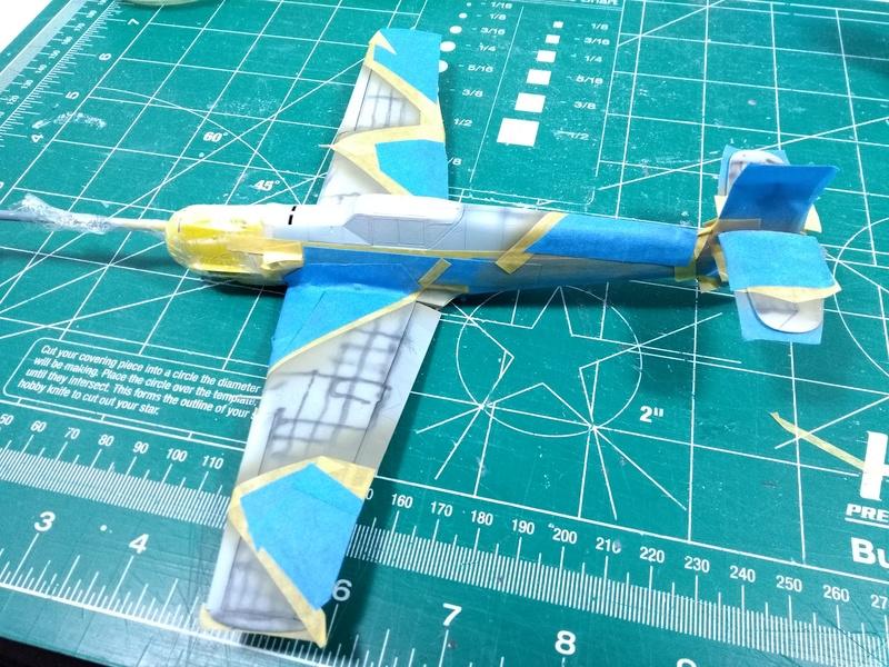 Bf 109 E-4 Eduard 1/48 Img_2522