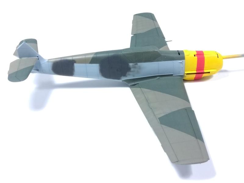 Bf 109 E-4 Eduard 1/48 Img_2527