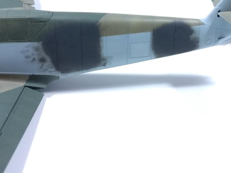 Bf 109 E-4 Eduard 1/48 Img_2528