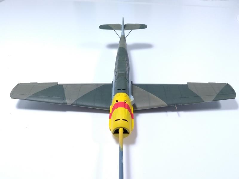 Bf 109 E-4 Eduard 1/48 Img_2531