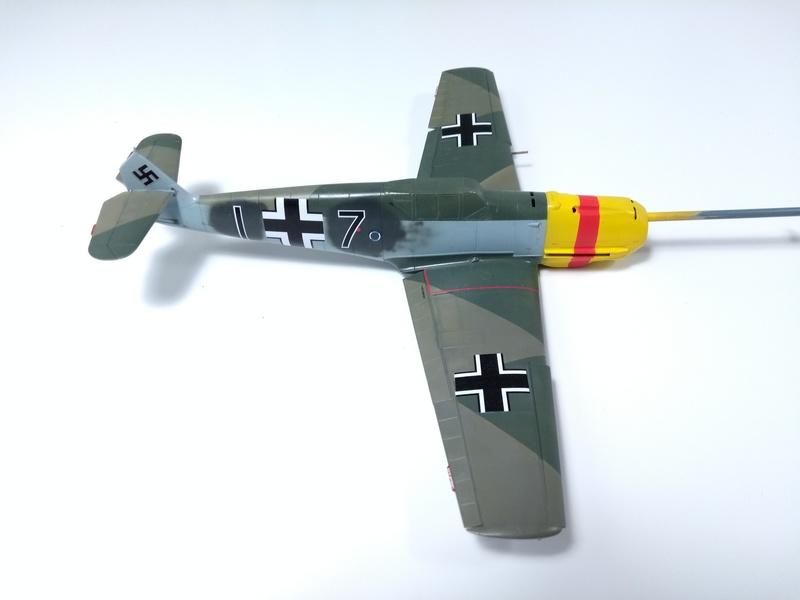 Bf 109 E-4 Eduard 1/48 Img_2532