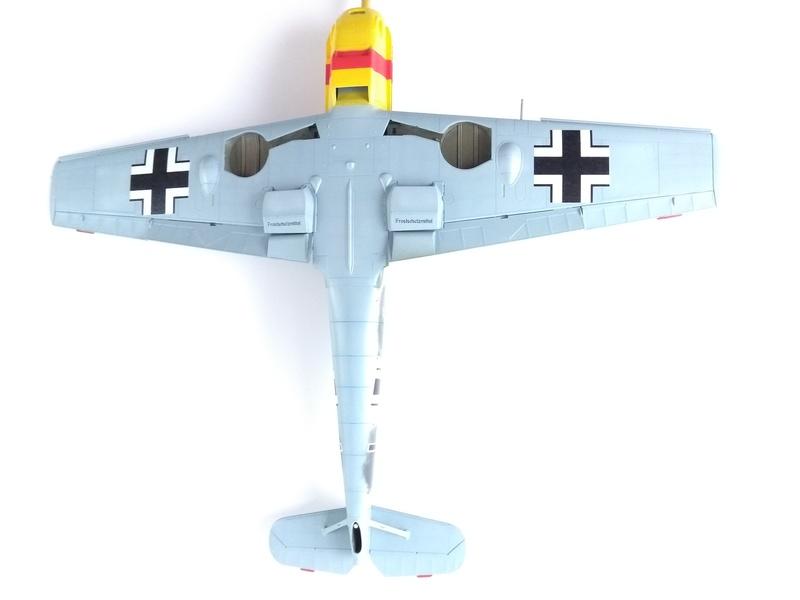 Bf 109 E-4 Eduard 1/48 Img_2534