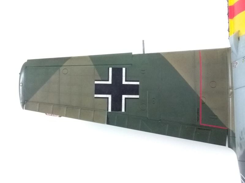 Bf 109 E-4 Eduard 1/48 Img_2535
