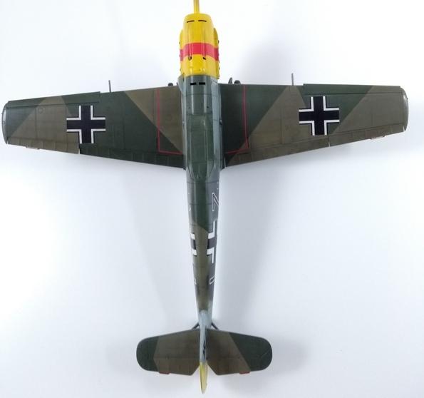 Bf 109 E-4 Eduard 1/48 Img_2536