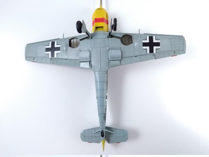 Bf 109 E-4 Eduard 1/48 Img_2538
