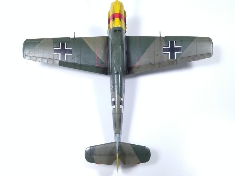 Bf 109 E-4 Eduard 1/48 Img_2543