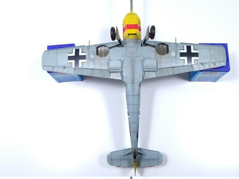 Bf 109 E-4 Eduard 1/48 Img_2544