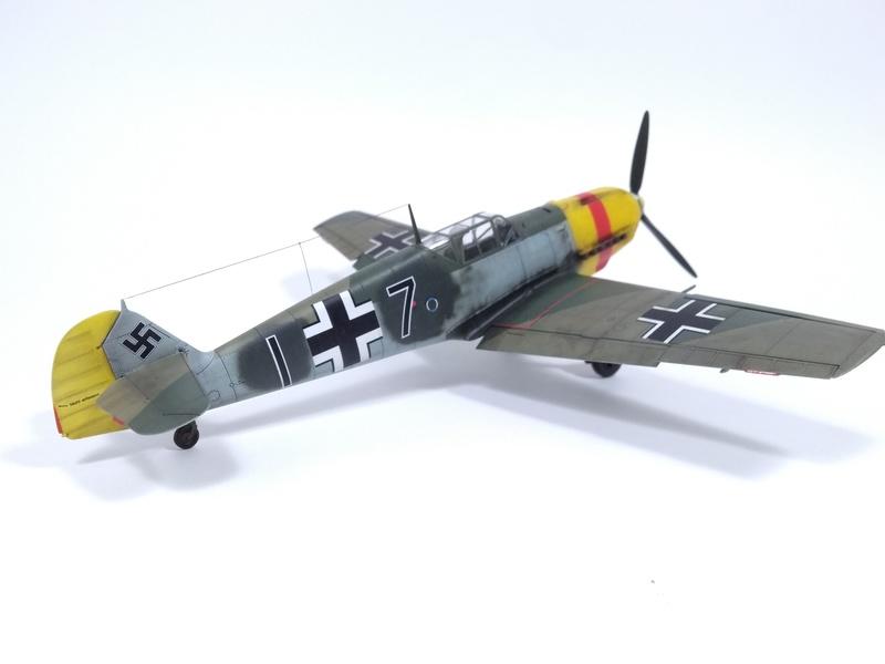 Bf 109 E-4 Eduard 1/48 Img_2550