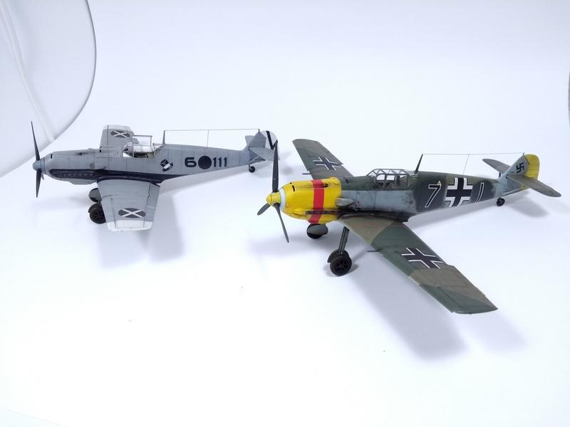 Bf 109 E-4 Eduard 1/48 Img_2551
