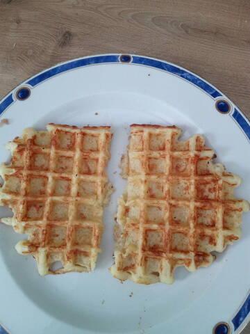 Gaufres Pommes De Terre Mr Cuisine Connect