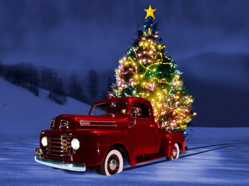 Christmas Dodge  Christ10