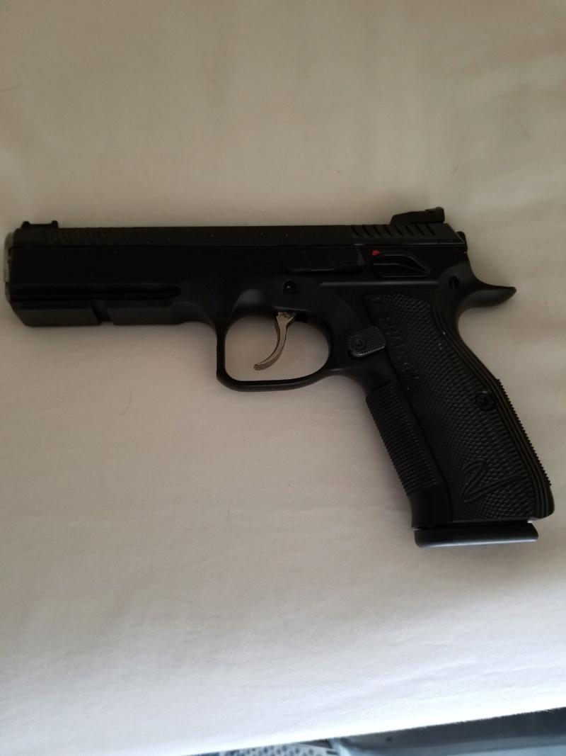 SOLD CZ Shadow 2 Accushadow Custom 9mm SOLD 20200116