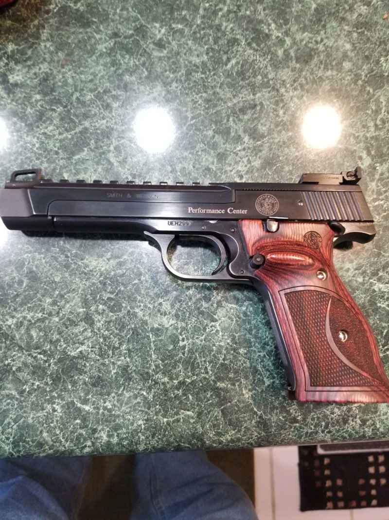 Super buy on a Smith model 41-Better Grab it. 20200124