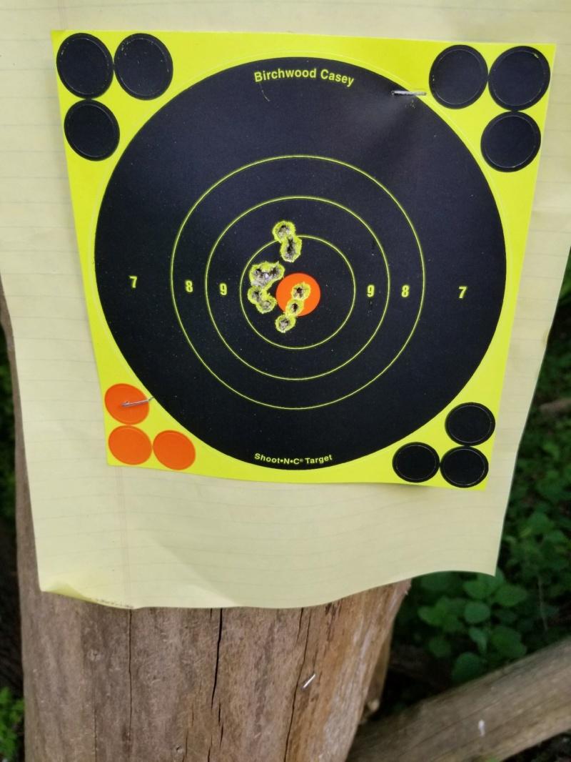 Fun pistol to shoot 20200513
