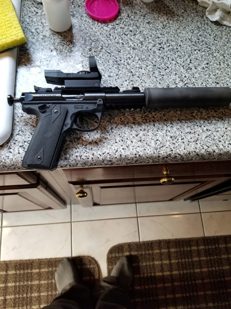 Fun pistol to shoot 20200514