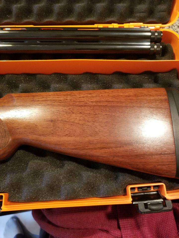 Franchi Intensity LX 20 GA.---Stunning Shotgun.  20210211