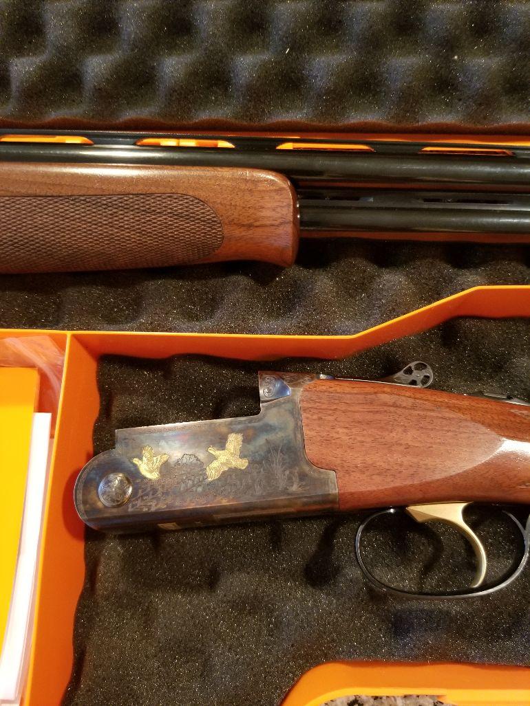 Franchi Intensity LX 20 GA.---Stunning Shotgun.  20210213
