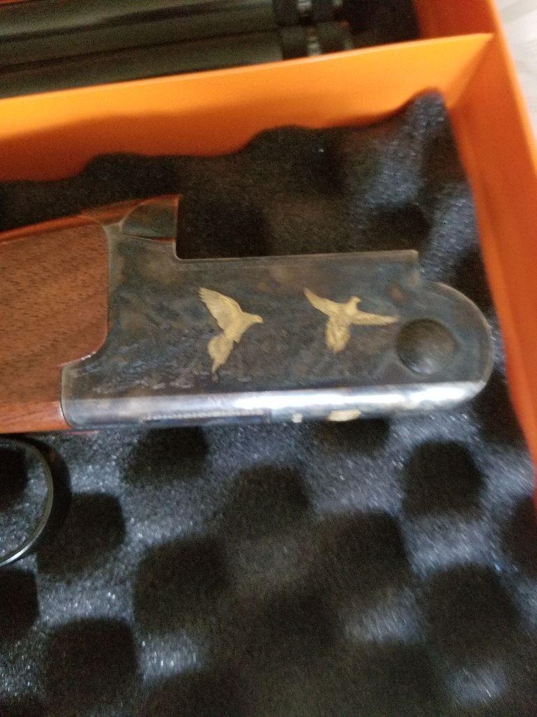 Franchi Intensity LX 20 GA.---Stunning Shotgun.  20210217