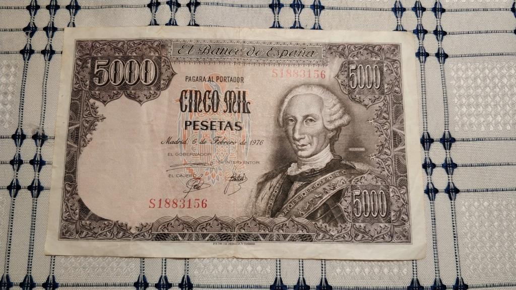 Billete de 5000 pesetas año 1976 Img_2016