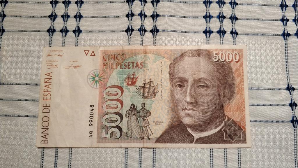 Billete de 5000 pesetas año 1992 Img_2018