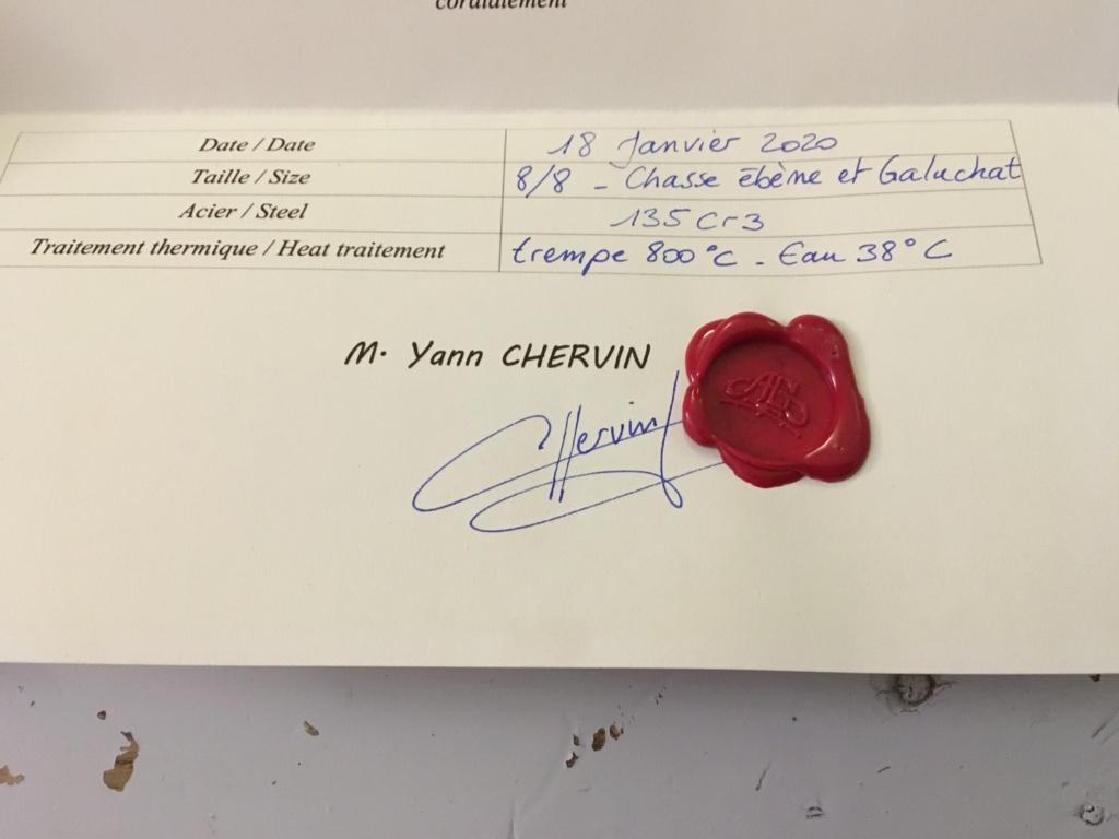 Rencontre avec Yann Madein et achat d'un coupe choux. 497a3510